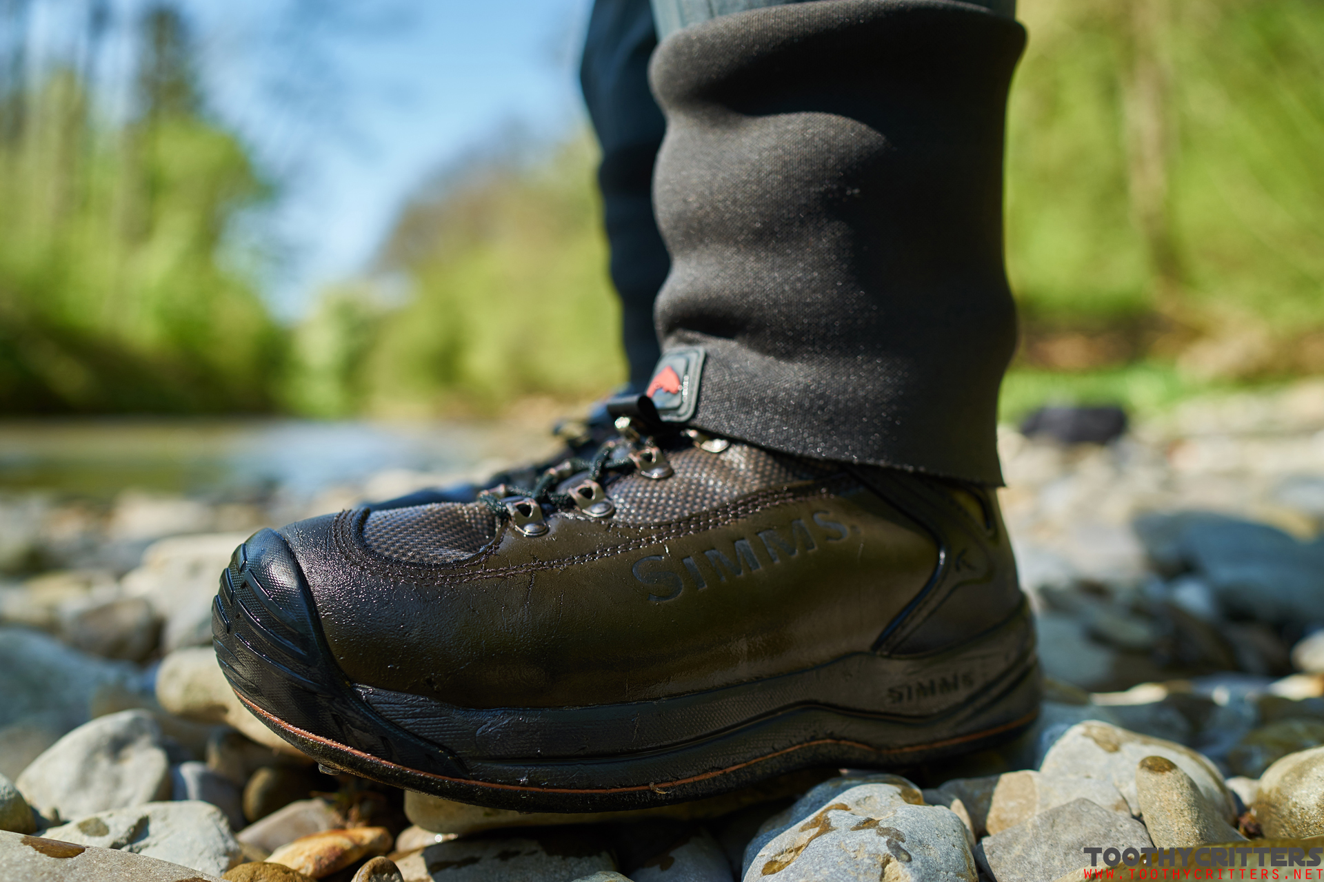Long Term Review Of The Simms G3 Guide Boot Fly Fishing Blog