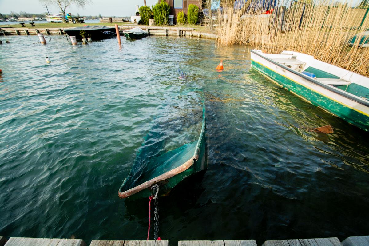Sunken Boat 1