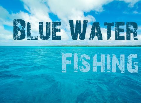 ToothyCritters Aitutaki Blue Water Fishing
