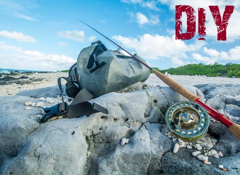 ToothyCritters Aitutaki DIY Fishing
