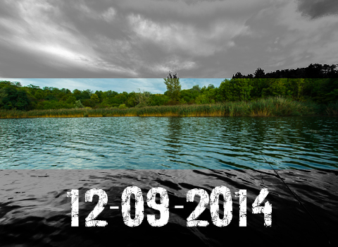 ToothyCritters Alte Donau Days 20140912