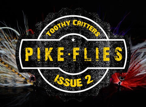 ToothyCritters Pike Fly Issue 2