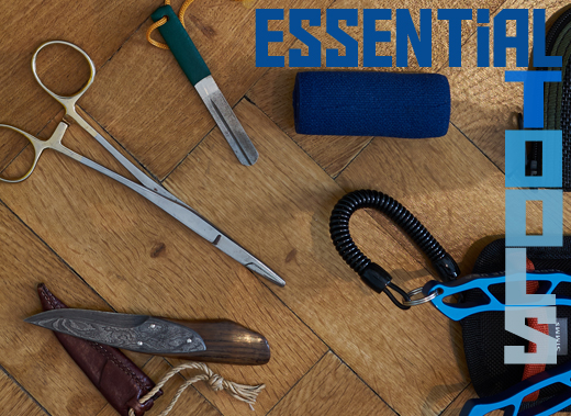 ToothyCritters Essential Tools