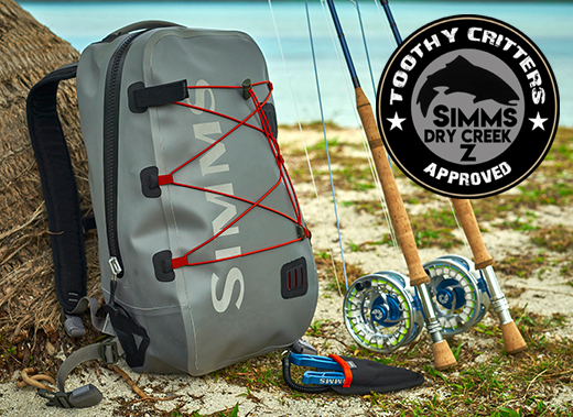 Simms Dry Creek Dry Bag Fishing Accesories